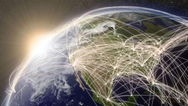 Internet conectividad