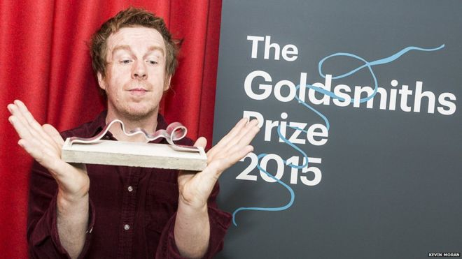 Kevin Barry wins the Goldsmiths Prize