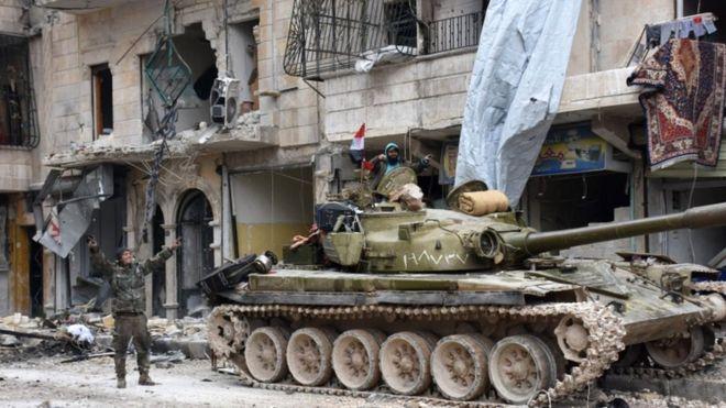 Suriye: Hangi gruplar ateşkes kapsamında?