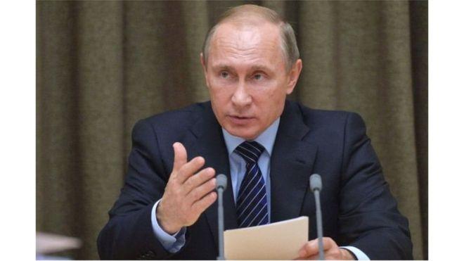 Rais Vladmir Putin