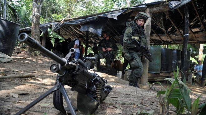 ¿Qué efecto tendrá el proceso de paz con las FARC en el narcotráfico colombiano?