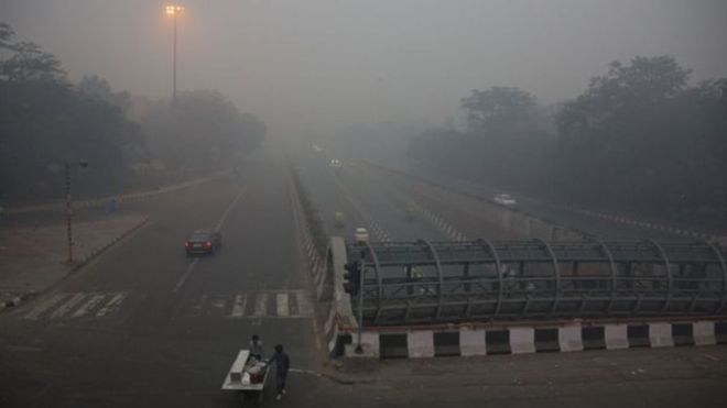 Air pollution is also a leading cause of premature death in India, with about 620,000 people dying every year from pollution-related diseases, says the WHO.