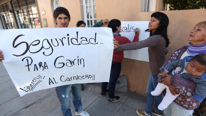 El carnicero que mató al ladrón de su tienda en Argentina y fue defendido por Mauricio Macri