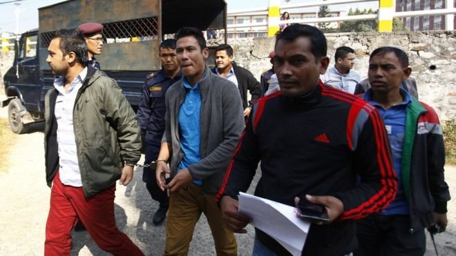 Nepal footballers in treason hearing over match-fixing