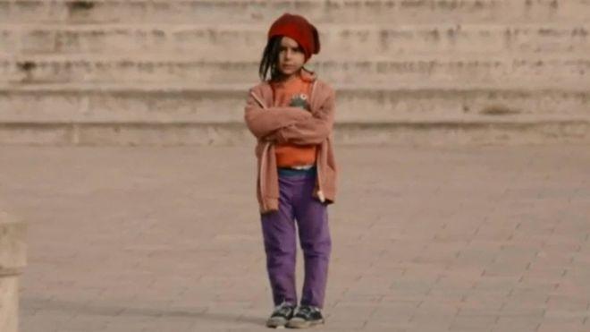 Кадр из ролика UNICEF