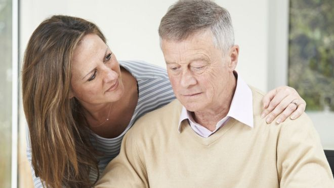 Dementia patients and carers have been asked to share their experiences to help the Welsh Government shape the first strategy for Wales. Image: THINKSTOCK
