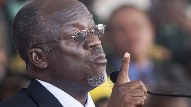 Rais Magufuli aamrishwa kutwaliwa kwa pasipoti ya mwanakandarasi