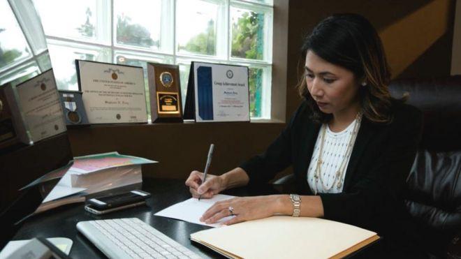 Florida: Phụ nữ gốc Việt đầu tiên thắng chức Dân Biểu Liên Bang Mỹ