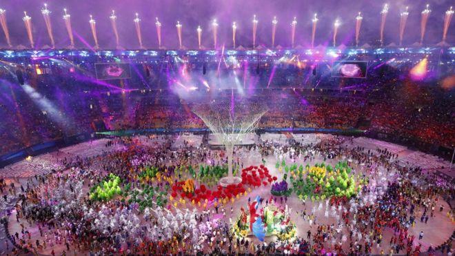 Rio 2016 kapanış töreni