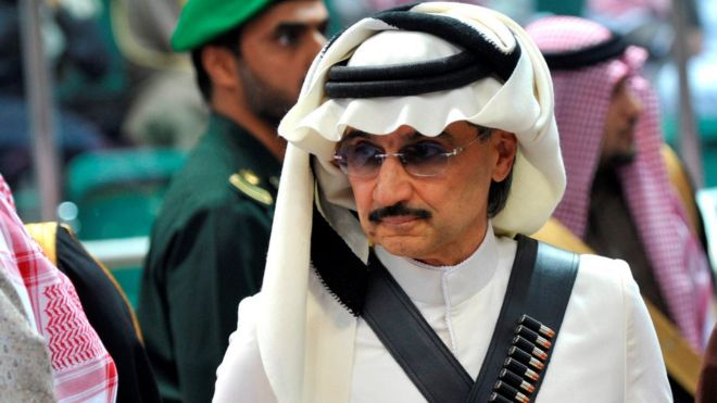 Prince Alwaleed bin Talal