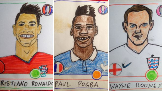 Panini Road To Euro 2016 UEFA Official Sticker album   CardzReview