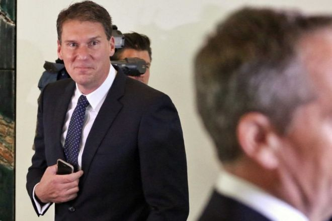 Senator Cory Bernardi