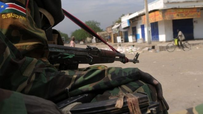 South Sudan suffocated civilians