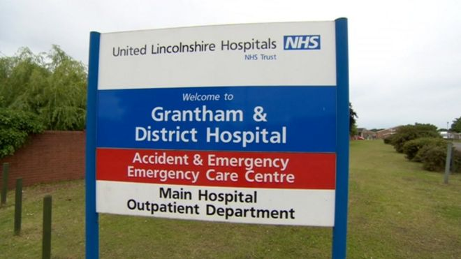 "Closing the Grantham A&E rather than the departments at Lincoln County Hospital or Pilgrim Hospital in Boston was the ""safest option"""