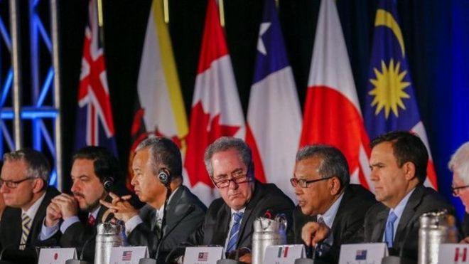 Negociaciones del TPP