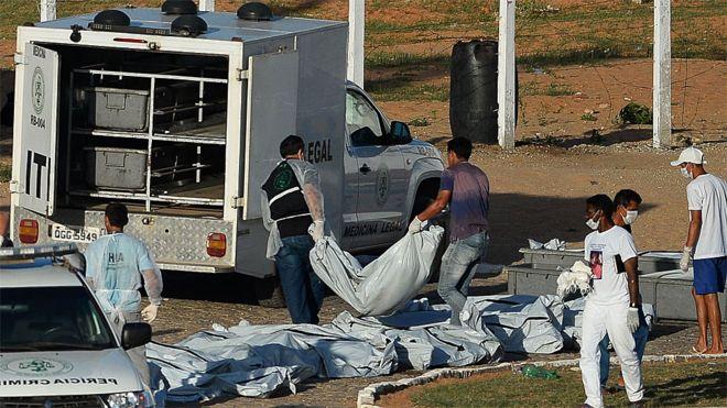 Situação em presídio era crítica, diz secretário de Segurança Pública