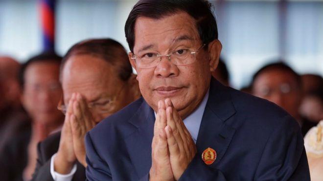 柬埔寨叫停美军事演习「与亲华政策无关」