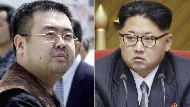 韩国:四名朝鲜间谍参与刺杀金正男