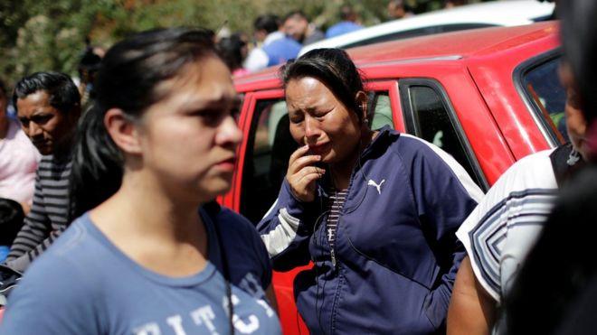 Resultado de imagen para Incendio en hogar de niñas en Guatemala