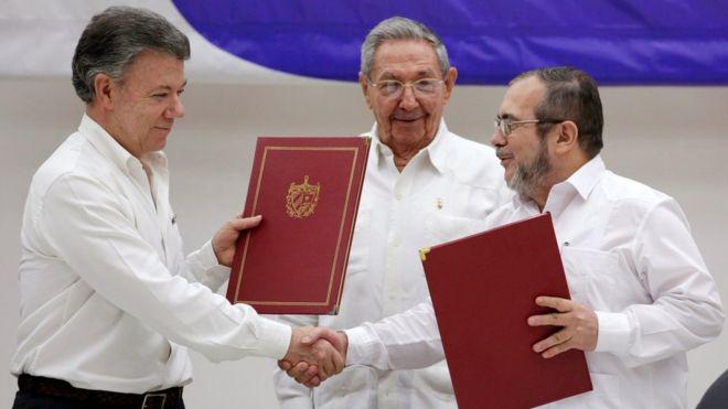 7 preguntas básicas para entender el acuerdo de paz entre el gobierno de Colombia y las FARC
