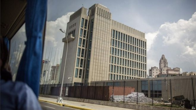 US anc Cuban embassies to open