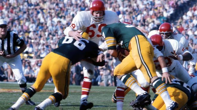 Kansas City Chiefs contra los Green Bay Packers, 15 de enero, 1967