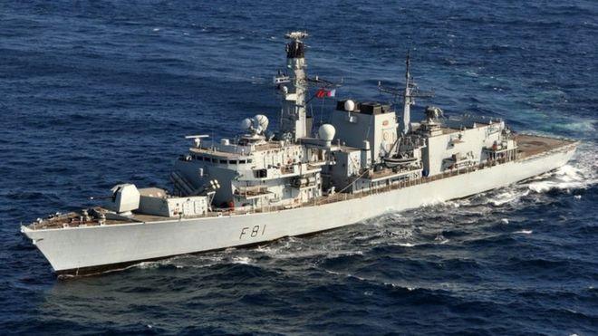 HMS Sutherland
