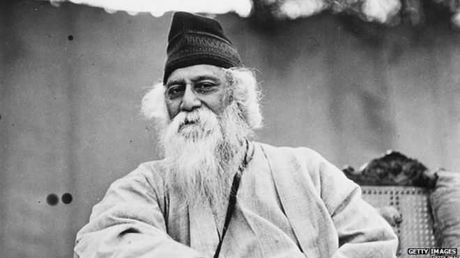 Tagore was the first Asian to win the Nobel prize for literature