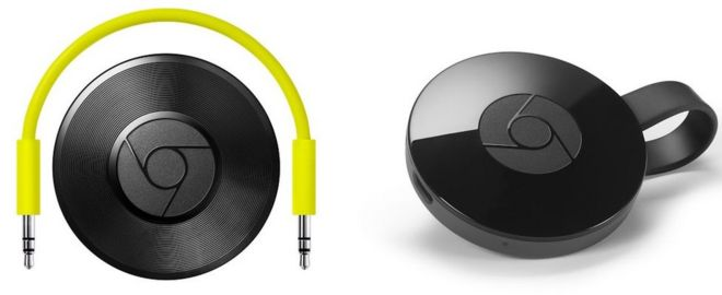 Chromecasts