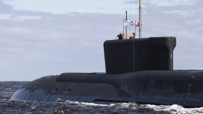 The Russian military might be investigating ways of disrupting subsea cables