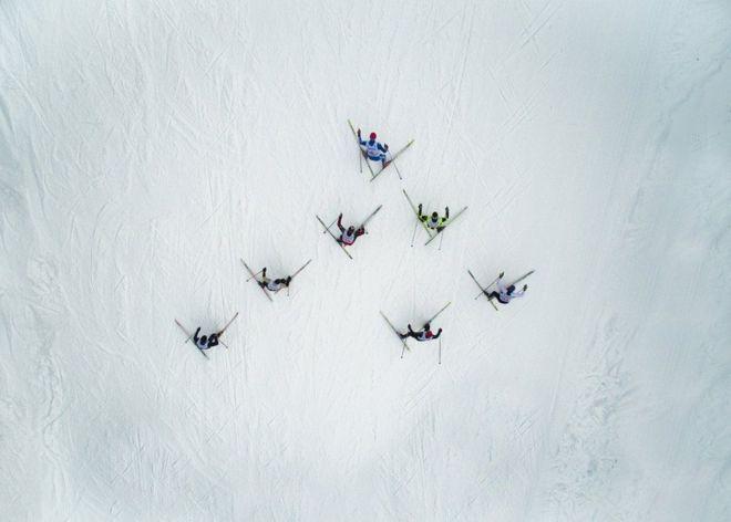 التزحلق على الجليد
