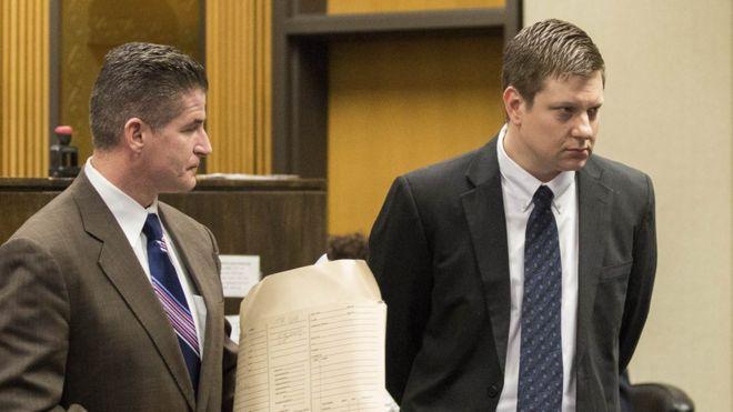 Cop denies murder of Laquan McDonald