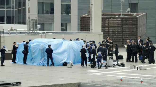 Drone squad to be launched by Tokyo police