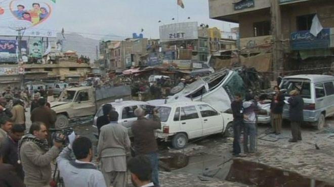 Quetta bombing