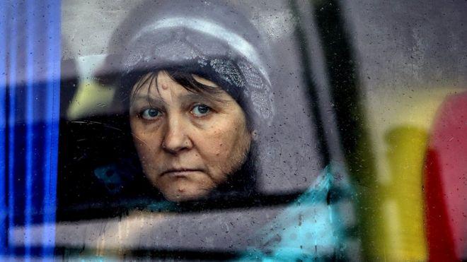Mujer moldava tras la caída de la Unión Soviética