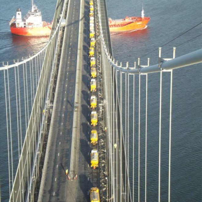 forth road bridge crack picture