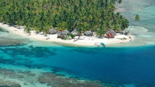 正在消失的350多个岛屿