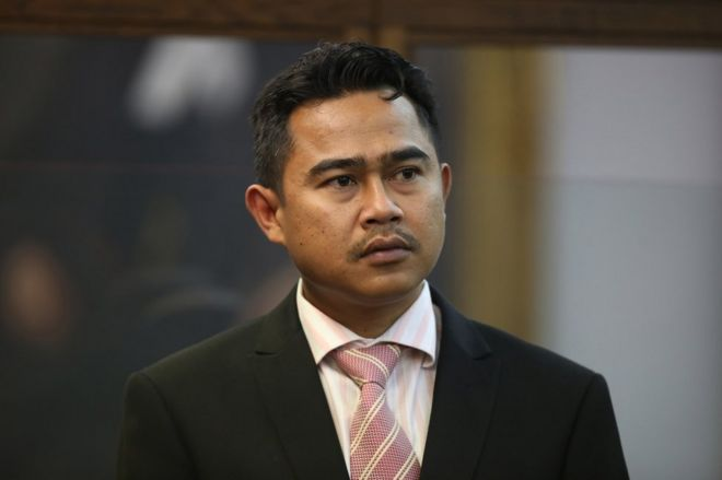 Malaysia ex-diplomat convicted of indecent assault in NZ