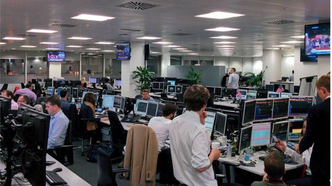 ETX trading floor
