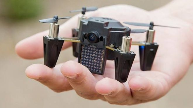 Zano mini-drone project shut down by Torquing