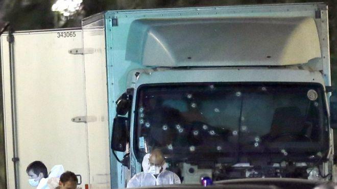 Camión de Niza