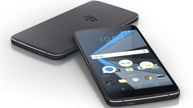 Smartphone Blackberry DTEK50 -Especificações e configurações