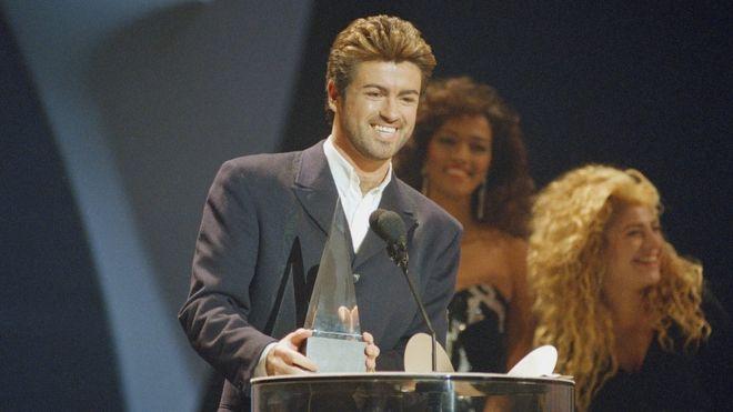 Джордж Майкл в 1989 году