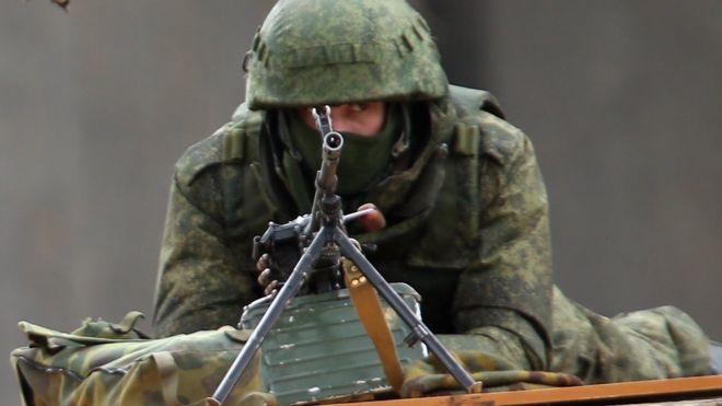 захоплення ВР Криму