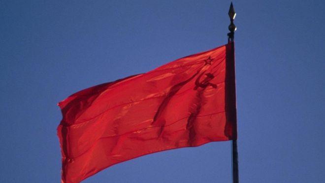 Sovyet bayrağı