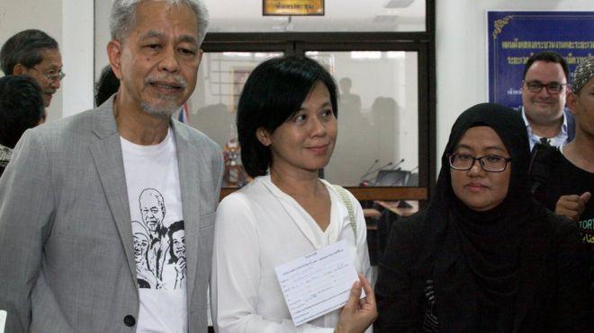 3 นักสิทธิมนุษยชน