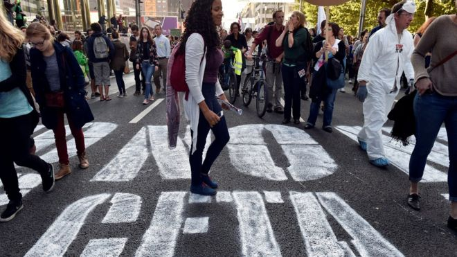 Parlament Walonii zagłosował przeciw CETA