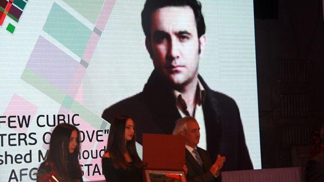 فیلم 'چند متر مکعب عشق' ساخته جمشید محمودی، کارگردان افغان مقیم ایران