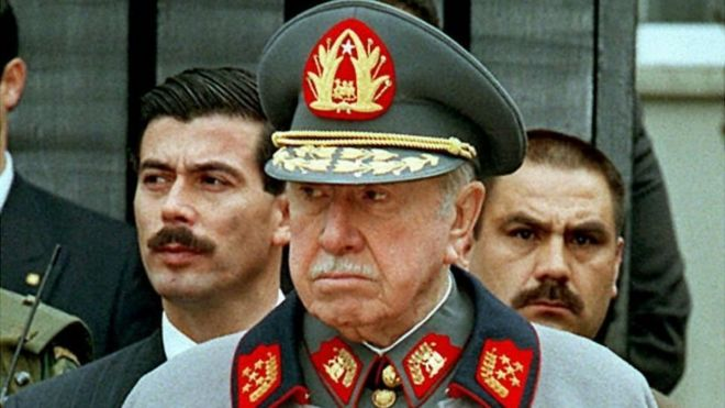 Chile: hacen p�blico cable de la CIA que confirma que Augusto Pinochet orden� el asesinato de Orland