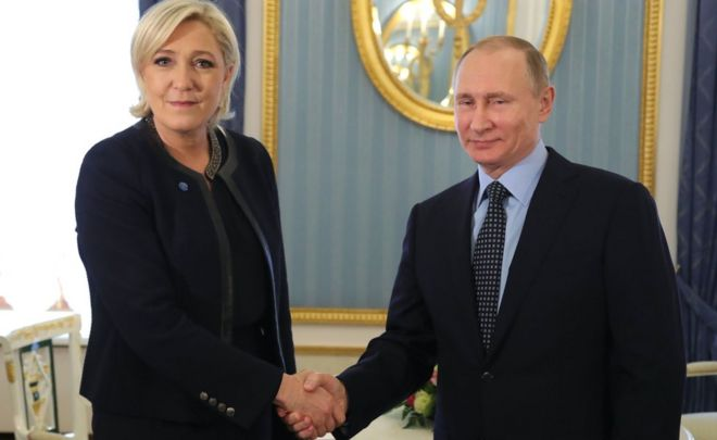 meeting with Putin